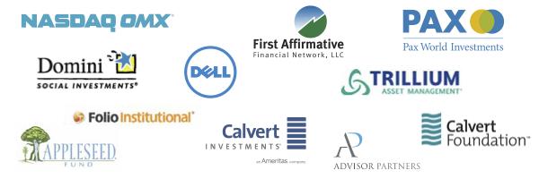 Top-Level Sponsors